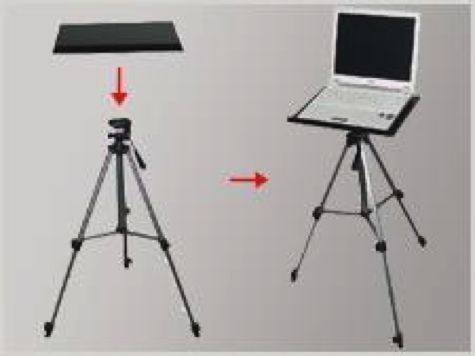 Table Top Camera Tripod Attachment