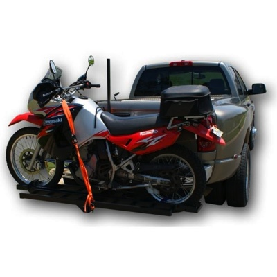 MC600 Steel Motorcycle Carrier Ramp