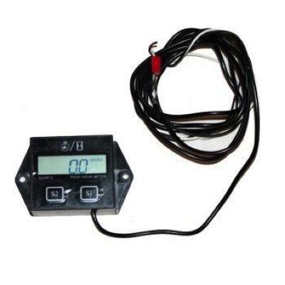 Motorcycle Tachometer Hour Meter