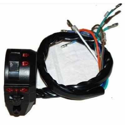 Motorcycle Dirt Bike Control Switch Blinker Horn Lights