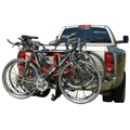 4 Bike Hitch Rack Pass through Hitch Receiver