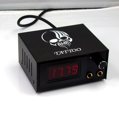 LCD Tattoo Machine Power Supply