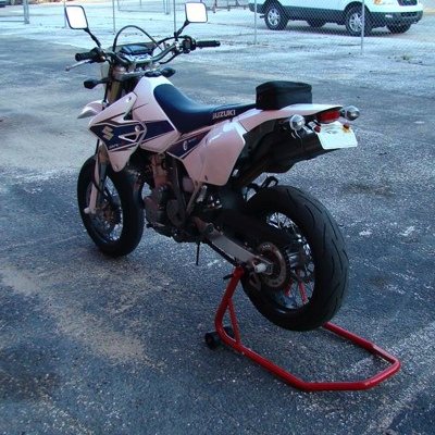 Motorcycle Rear Swingarm Paddock Stand
