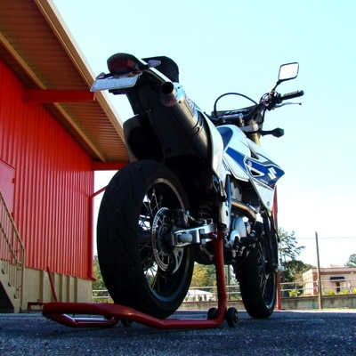 Motorcycle Rear Swingarm Stand #2