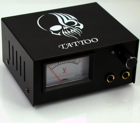 Adjustable Variable Tattoo Power Supply