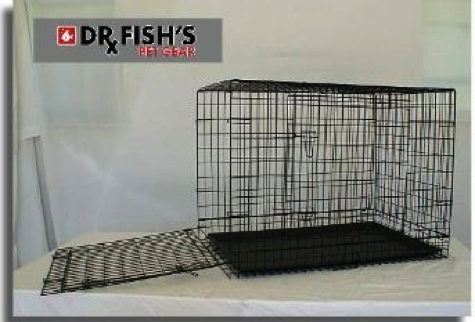 Large Pet Dog Kennel Cage