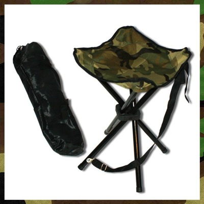 Camo Camping Hunting Dove Stool