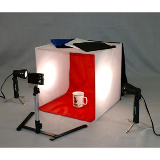 Photo Studio Tent Kit