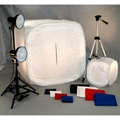 Photo Studio Tent Kit Platinum