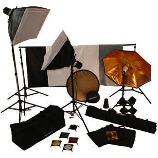 Photo Studio Lighting Kit XL