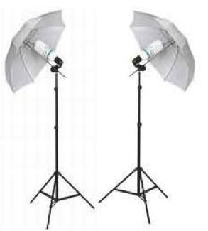 Photo Umbrella Lights Two