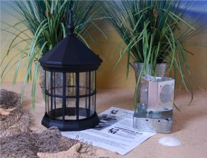 Assembly Kit # 1 - Small - 3 Foot 6 Inch Lighthouse Kits & Plans