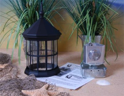 Assembly Kit # 3 - Small - 3 Foot 6 Inch Lighthouse Kits & Plans