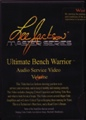 Video DVD Ultimate Bench Warrior Volume 1