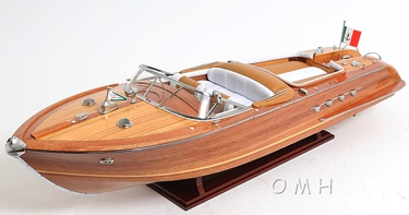 Riva Aquarama Exclusive Edition OMH Handcrafted Model