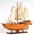 Chinese Junk OMH Handcrafted Model