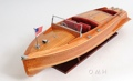 Chris Craft Runabout OMH Handcrafted Model
