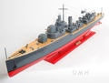 USS SIMS OMH Handcrafted Model
