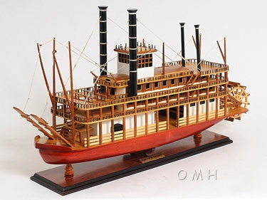 King Mississipi OMH Handcrafted Model