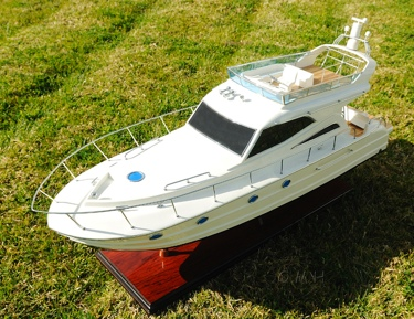 Viking Sport Cruiser NEW OMH Handcrafted Model