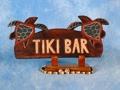 Tiki Bar Sign W Turtles Tiki Bar Decor