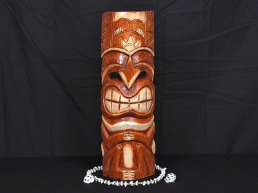 Carved Tiki Mask 20 Love Tiki Mask Island Style