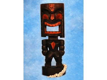 Big Kahuna Tiki 19 Antique Finish Tiki Decor