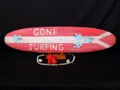 Gone Surfing Surf Sign 39 Beach Surf Decor