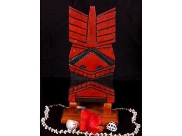 Kukona Tiki Mask 12 Pop Art Modern Tiki Decor