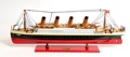 Titanic painted OMH Handcrafted Model