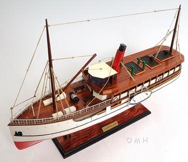 Earnslaw NEW OMH Handcrafted Model