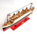 TITANIC WITH LIGHTS OMH Handcrafted Model