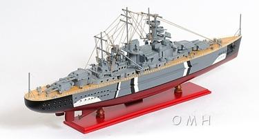 Bismark OMH Handcrafted Model