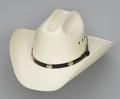 Cattleman Straw Hat Silver Conchos