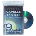 Capelle On 9 Ball: Archer vs Reyes DVD and Book