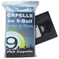 Capelle On 9 Ball: Archer vs Reyes VHS and Book