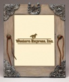 Barnwood-Look Picture Frame 11-1/2 x 13-1/2 (8 x 10 photo)