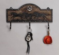 Key Holder - Running Horses 11 3/4 x 6 1/2
