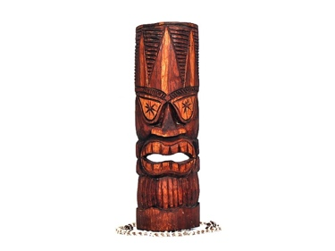 Tiki Mask Kane 20 Money Tiki Home Decor