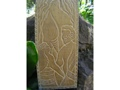 The King'S Love King Kamehameha Hand Carved Storyboard