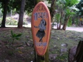Hula Hotel Lounge Vintage Tiki Sign 30 Made In Hawaii