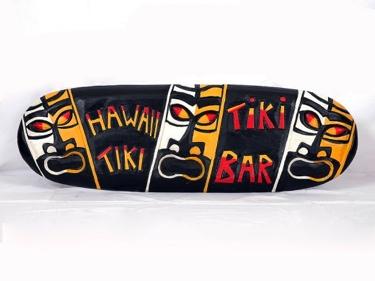 Pop Tiki Culture Tiki Bar Sign 24 Tiki Bar Decor
