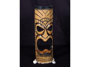 Bamboo Tiki Mask 20 Big Kahuna Tiki Mask
