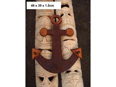 Anchor Hanger 20 Antique Finish Pirate Decor
