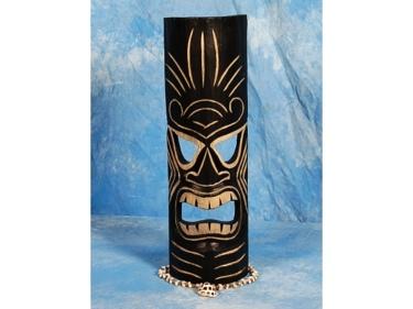 Carved Tiki Mask 20 Strength Tiki Hawaiian Decor