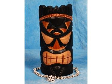 Smokin' Aces Tiki Mask 12 Pop Art Tiki Decor