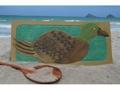 Hawaiian Bird Motherhood 30 X 15 Endangered Species