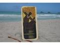 The Hawaiian Warrior God Of The Sun 30 X 15 Primitive Tiki Art