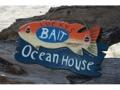 Lucky'S Bait Ocean House Lake Sign 16 Lake House Decor