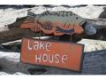 Lake House Lake House Sign 15 Nautical Decor